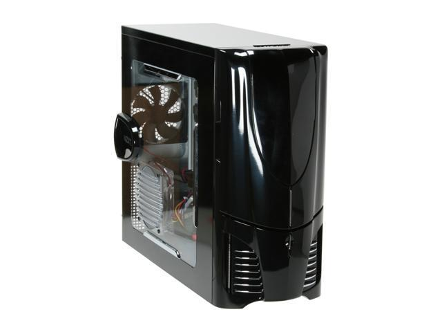 iBUYPOWER Desktop PC Gamer-905A Athlon 64 X2 3800+ 1 GB DDR2 250 GB HDD Windows Vista Home Premium