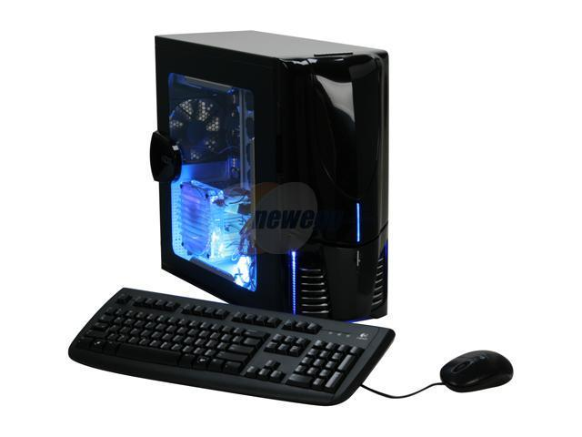 iBUYPOWER Desktop PC GS-514 Athlon 64 X2 5000+ 4 GB DDR2 320 GB HDD Windows Vista Home Premium 64-bit