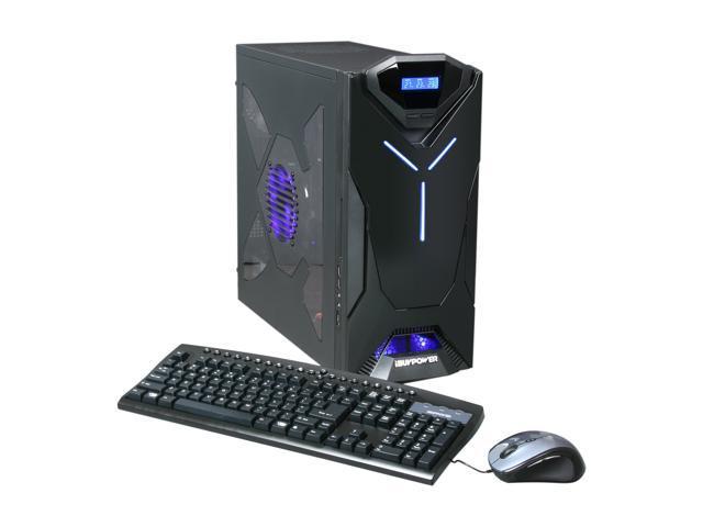 iBUYPOWER Desktop PC Gamer Extreme 575Q6 Phenom II X6 1090T (3.2 GHz) 4 GB DDR3 1 TB HDD Windows 7 Home Premium 64-bit