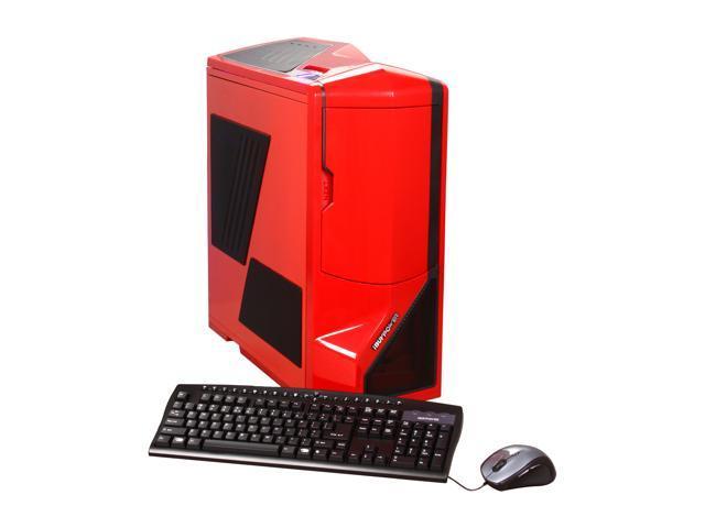 iBUYPOWER Desktop PC Gamer Supreme 978SDLC Core i7 Extreme 980X (3.33 GHz) 12 GB DDR3 30GB SSD + 1TB HDD HDD Windows 7 Home ...