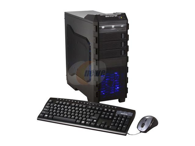 iBUYPOWER Desktop PC Gamer Supreme 945SLCK Intel Core i5 2500K (3.30 GHz) 8 GB DDR3 1 TB HDD NVIDIA GeForce GTX 570 Windows 7 Home Premium 64-bit