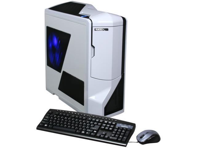 iBUYPOWER Desktop PC Gamer Supreme 956SDLC Intel Core i7 960 (3.20 GHz) 12 GB DDR3 64GB + 1TB HDD Windows 7 Home Premium ...