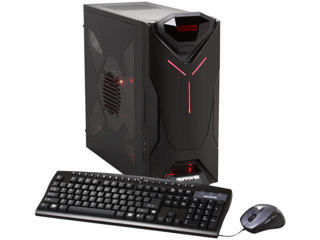 iBUYPOWER Desktop PC Gamer Supreme 950i Intel Core i7 960 (3.20 GHz) 12 GB DDR3 2 TB HDD NVIDIA GeForce GTX 560 Ti Windows 7 Home Premium 64-bit