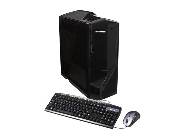 iBUYPOWER Desktop PC Gamer Supreme 983XLC Core i7 Extreme 980X (3.33 GHz) 12 GB DDR3 1 TB HDD Windows 7 Home Premium 64-bit