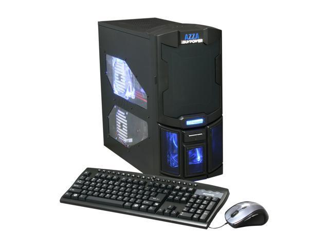 iBUYPOWER Desktop PC Gamer Supreme 535Q6 Phenom II X6 1100T (3.3 GHz) 8 GB DDR3 1.5 TB HDD AMD Radeon HD 6970 (2 GB) Windows 7 Home Premium 64-bit