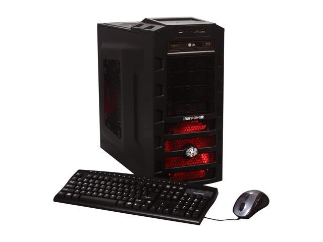 iBUYPOWER Desktop PC Gamer Supreme 998SLC Intel Core i7 2700K (3.50 GHz) 16 GB DDR3 1 TB HDD Windows 7 Home Premium 64-Bit