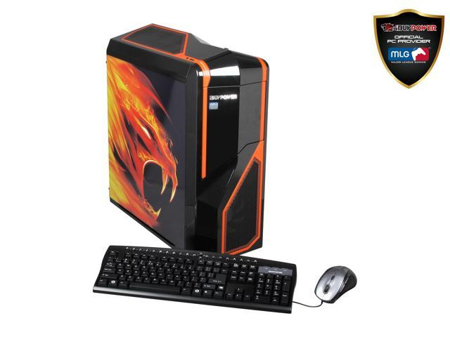 iBUYPOWER (Powered by ASUS Motherboard) Desktop PC (ASUS P8Z77 series Motherboard) Gamer Chimera4S NE765SLC Intel Core i7 3770k (3.50 GHz) 16 GB DDR3 1 TB HDD NVIDIA GeForce GTX 680 Windows 7 Home Pre