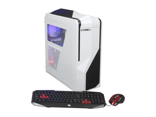 iBUYPOWER Desktop PC Gamer Power NE640D3 AMD FX-Series FX-8120 (3.1 GHz) 8 GB DDR3 1TB HDD+120GB SSD HDD Windows 8 64-Bit