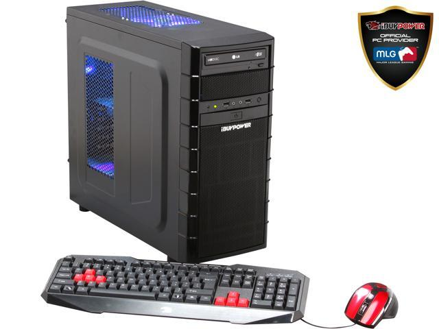iBUYPOWER Desktop PC Gamer NE630x AMD FX-Series FX-6300 (3.50 GHz) 8 GB DDR3 1 TB HDD NVIDIA Geforce GTX 650 1GB Windows 7 Home Premium 64-Bit
