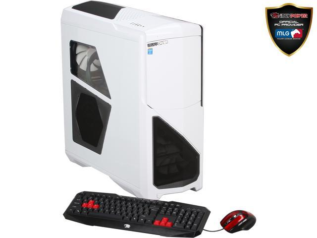 iBUYPOWER Desktop PC Supreme NE351SLC Intel Core i5 4670K (3.40 GHz) 8 GB DDR3 1 TB HDD AMD Radeon HD 7870 / 2GB Windows 7 Home Premium 64-bit