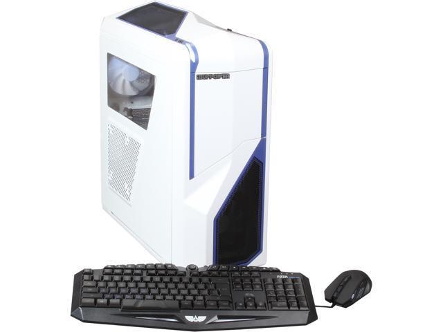 iBUYPOWER Desktop PC CF Series NE661FX AMD FX-Series FX-4300 (3.80 GHz) 8 GB DDR3 1 TB HDD Windows 8.1 64-Bit