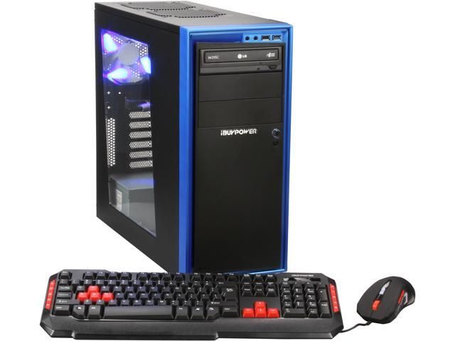 iBUYPOWER Desktop PC Supreme NE302i Pentium G3220 (3.00 GHz) 4 GB DDR3 1 TB HDD NVIDIA GeForce GT 610 1GB Windows 8.1 64-Bit