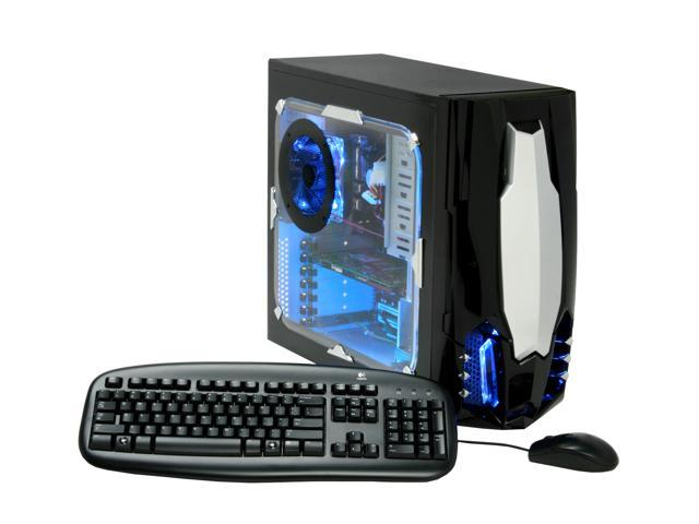 CyberpowerPC Desktop PC Gamer Ultra 7500 Athlon 64 X2 6000+ 2 GB DDR2 500 GB HDD NVIDIA GeForce 8800 GT Windows Vista Home Premium