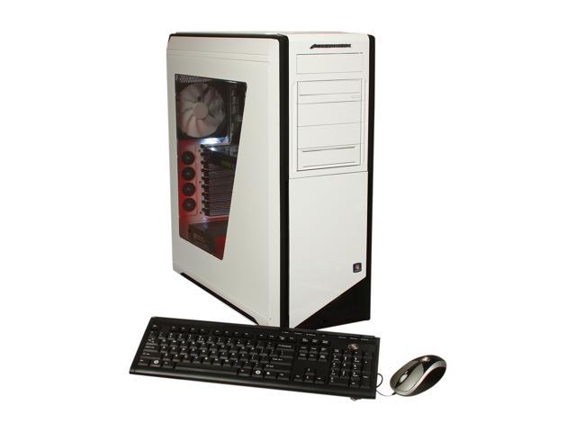CyberpowerPC Desktop PC Gamer Zeus System 4000T Intel Core i7 3960X (3.30 GHz) 16 GB DDR3 120GB SSD + 2TB HDD HDD Windows ...