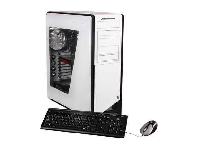 CyberpowerPC Desktop PC Gamer Zeus System 2000T Intel Core i7 3770k (3.50 GHz) 8 GB DDR3 2 TB HDD AMD Radeon HD 7850 2GB Windows 7 Home Premium 64-Bit