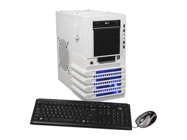 CyberpowerPC Desktop PC Gamer FTW 2001LQ Intel Core i5 3570k (3.40 GHz) 16 GB DDR3 2 TB HDD Windows 7 Home Premium 64-Bit