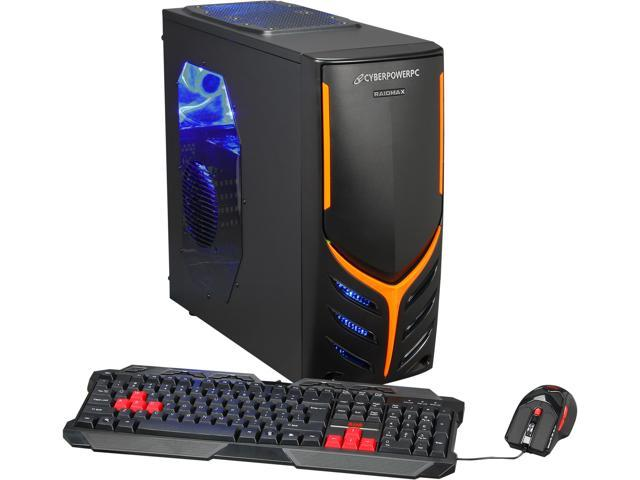 CyberpowerPC Desktop PC Gamer Xtreme 1365 Intel Core i7 3770k (3.50 GHz) 8 GB DDR3 2 TB HDD Nvidia Geforce GTX 660 2GB Windows 8 64-Bit