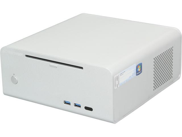 CyberpowerPC Desktop PC Zeus HTPC100 A4-Series APU A4-5300 (3.40 GHz) 4 GB DDR3 1 TB HDD Windows 7 Media Center Edition 64-Bit