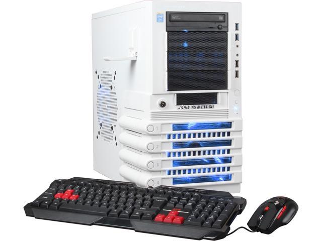 CyberpowerPC Desktop PC Xtreme 1390LQ Intel Core i7 4960X (3.6 GHz) 16 GB DDR3 2 TB HDD Windows 8.1