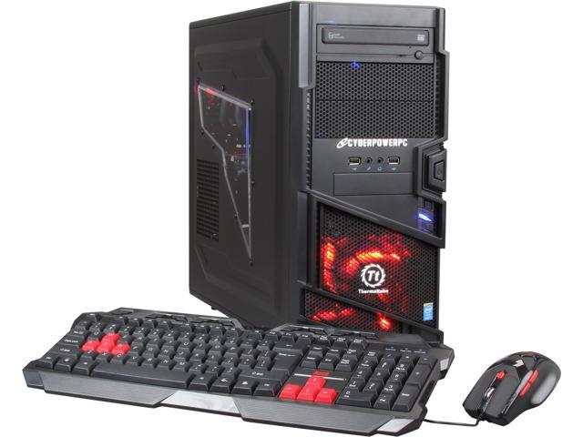 CyberpowerPC Desktop PC Xtreme 1387LQ Intel Core i7 4820K (3.7 GHz) 8 GB DDR3 1 TB HDD NVIDIA GTX 760 2GB Windows 8.1