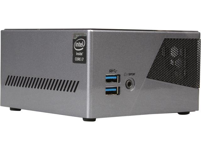 CyberpowerPC Desktop PC FANG Mini IP100 Intel Core i7 4770R (3.20 GHz) 8 GB DDR3 1 TB HDD Windows 8.1