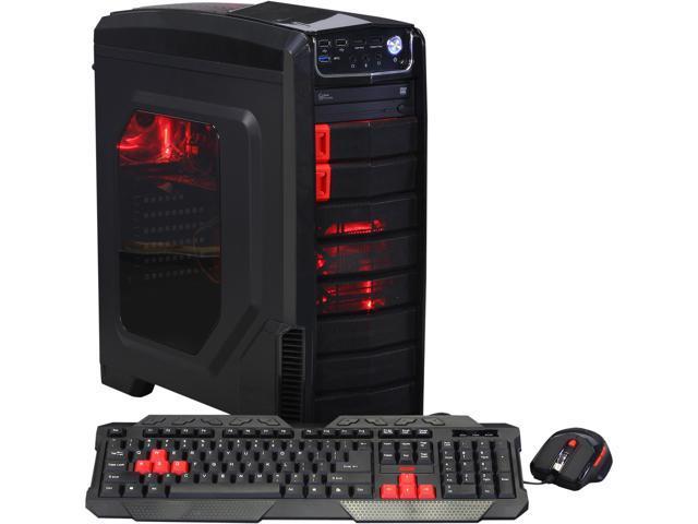 CyberpowerPC Desktop PC Gamer Xtreme H800 GXH800 Pentium G3240 (3.1 GHz) 4 GB DDR3 500 GB HDD Windows 8.1 64-bit