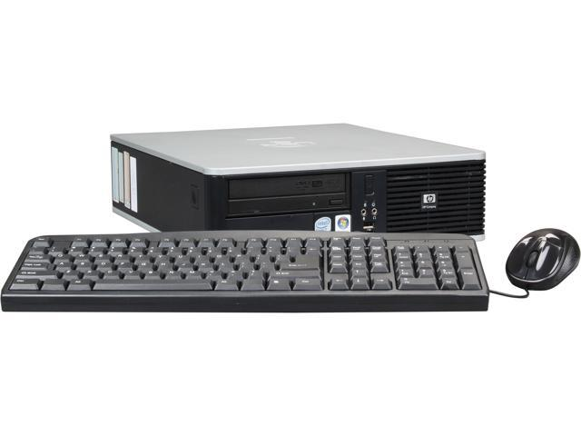 HP Desktop PC, 1 Year Warranty 7900 Core 2 Duo 3.0 GHz 4GB 750 GB HDD Windows 7 Professional