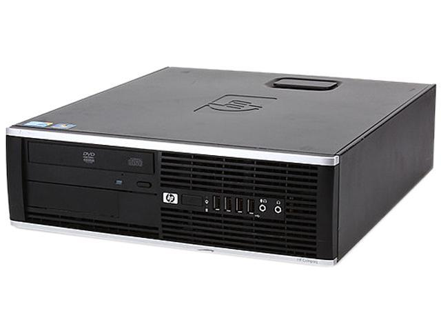 HP Desktop PC 8100 SFF Intel Core i5 650 (3.2 GHz) 4GB 250 GB HDD Windows 7 Professional