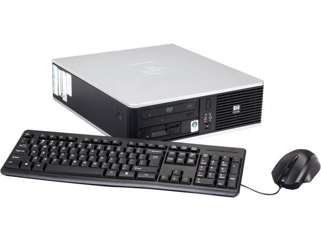 HP Desktop PC DC7800 Core Duo E2180 (2.00 GHz) 2GB 80 GB HDD Windows 7 Home Premium 64-bit