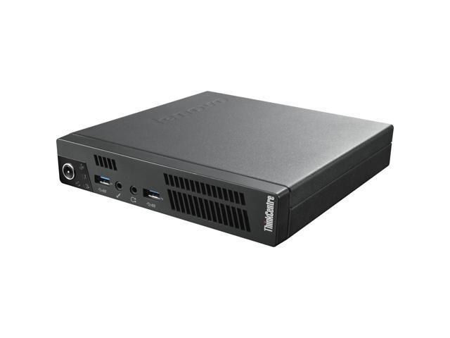 Lenovo ThinkCentre M92p 3238E5U Desktop Computer - Intel Core i5 i5-3470T 2.9GHz - Mini PC - Business Black