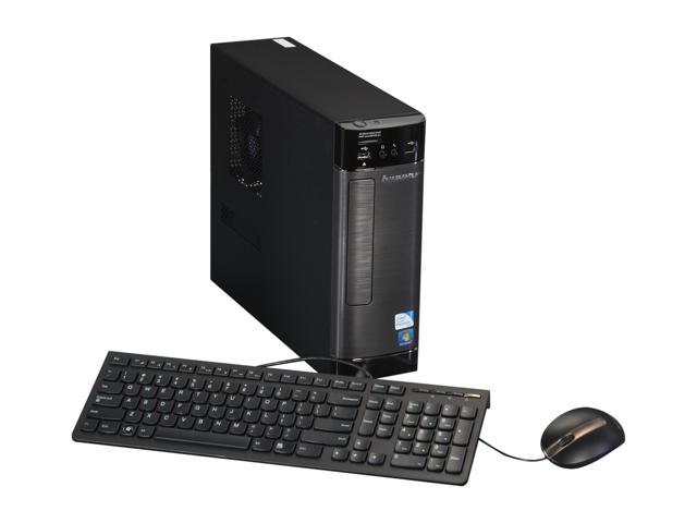 Lenovo Desktop PC H520s (25613AU) Pentium G640 (2.80 GHz) 4 GB DDR3 1 TB HDD Windows 7 Home Premium 64-Bit