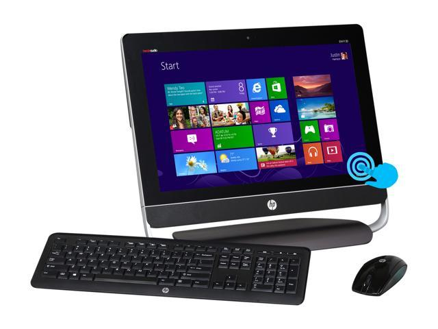 HP TouchSmart All-in-One PC ENVY 20-d030 (H3Y86AA#ABA) Intel Core i3 3220 (3.30 GHz) 6 GB DDR3 1 TB HDD 20