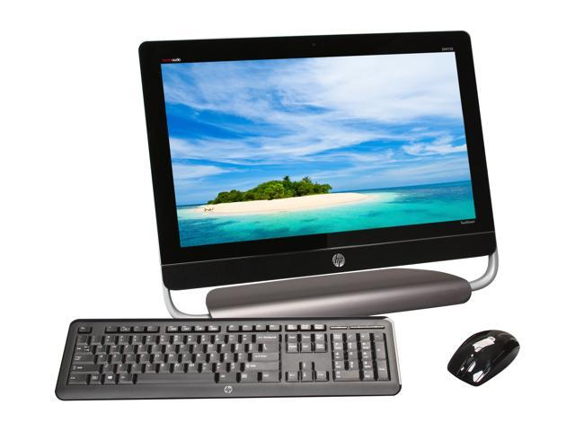 HP All-in-One PC ENVY 23-d030 (H3Z77AA#ABA) Intel Core i5 3330S (2.70 GHz) 6 GB DDR3 1 TB HDD 23