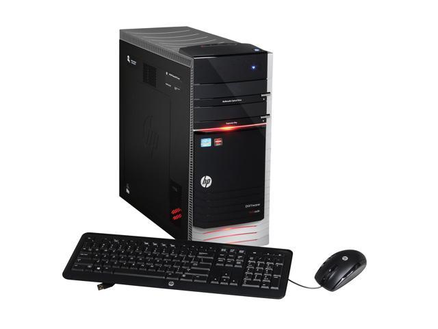 HP Desktop PC                                                                                          ENVY Phoenix H9-1350 (H3Z63AA#ABA) Intel Core i7 3770 (3.40 GHz) 12 GB DDR3 2TB HDD + 16GB SSD HD