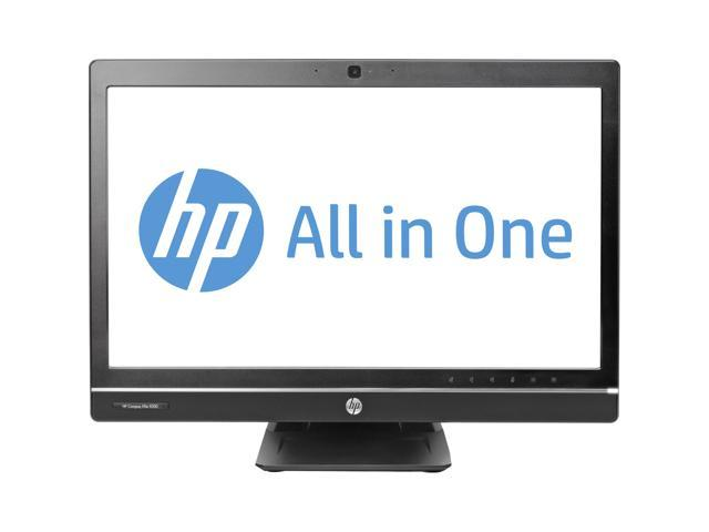 "HP Business Desktop Intel Core i3 Standard Memory 4 GB Memory Technology DDR3 SDRAM 500GB HDD 23"" Windows 7 Professional"