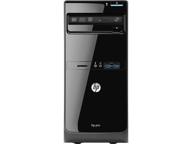 HP Business Desktop Pro 3500 C6Z83UT#ABA Desktop PC Intel Core i3 4GB DDR3 500GB HDD Windows 8 Pro