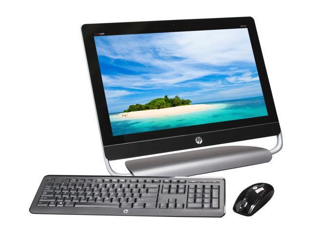 HP All-in-One PC ENVY 23-c010 (H3Y92AA#ABA) A6-Series APU A6-5400K (3.6 GHz) 6 GB DDR3 1.5 TB HDD Windows 8