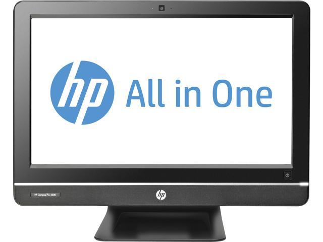 "HP Business Desktop Intel Core i5 Standard Memory 4 GB Memory Technology DDR3 SDRAM 500GB HDD Capacity 20"" Windows 7 Professional"
