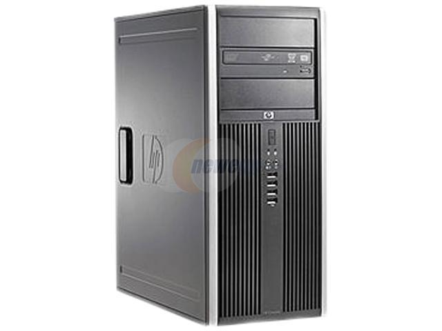 HP Business Desktop D8C27UT Desktop Computer - Intel Core i5 3470 3.20 GHz - Convertible Mini-tower