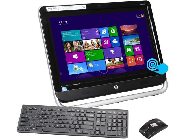 HP All-in-One PC Pavilion 23-f270 (H5P61AA#ABA) Intel Core i3 3240 (3.40 GHz) 6 GB DDR3 1 TB HDD 23