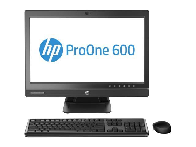 "HP Business Desktop Intel Core i7 Standard Memory 4 GB Memory Technology DDR3 SDRAM 500GB HDD 21.5"" Windows 7 Professional"