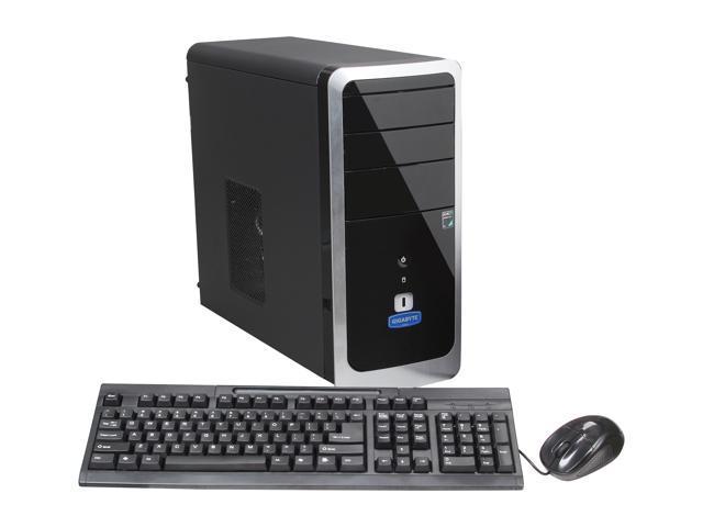 Avatar Desktop PC Vbox Athlon X2 250 (3.0 GHz) 4 GB DDR3 500 GB HDD ATI Radeon 3000 IGP Windows 7 Starter