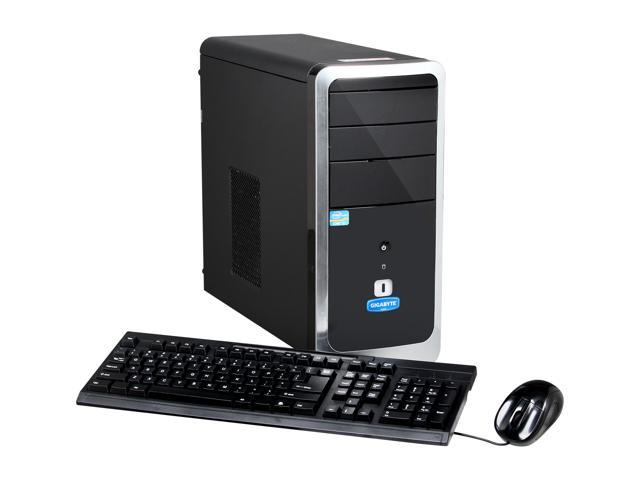 Avatar Desktop PC VBox I3-O Intel Core i3 2120 (3.30 GHz) 4 GB DDR3 1.5 TB HDD Intel HD Graphics 2000 Windows 7 Starter