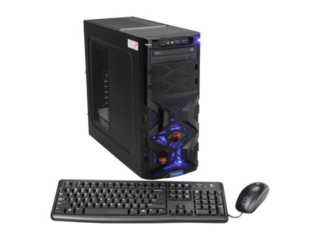 Avatar Desktop PC Gaming A1077ice A10-Series APU A10-5800K (3.8 GHz) 16 GB DDR3 1TB HDD+120GB SSD HDD XFX R7770 1G Windows 8 64-Bit