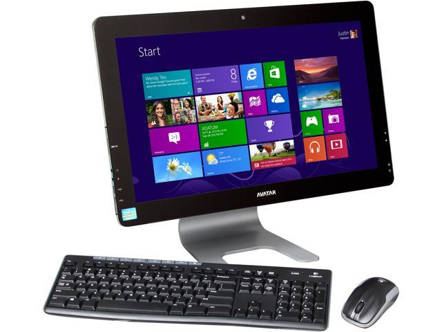 "Avatar All-in-One PC Apollo AIO i5 Intel Core i5 3450s (2.8 GHz) 16 GB DDR3 1 TB HDD 21.5"" Windows 8 64-Bit"