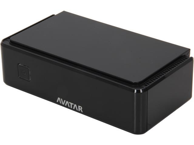 Avatar Desktop PC APC 2.3 VIA 800 MHz 512MB DDR3 2GB NAND Flash HDD Built-in 2D/3D Graphic Resolution up to 720p Andriod 2.3