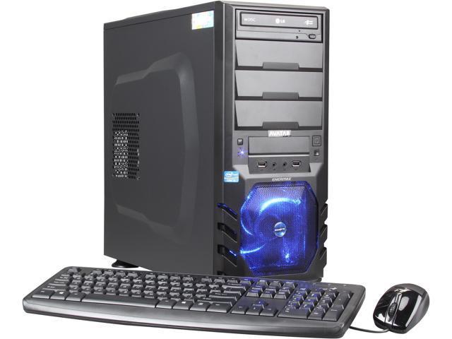 Avatar Desktop PC GamingPC Gaming I5-3364 Intel Core i5 3330 (3.00 GHz) 8 GB DDR3 1 TB HDD Windows 8