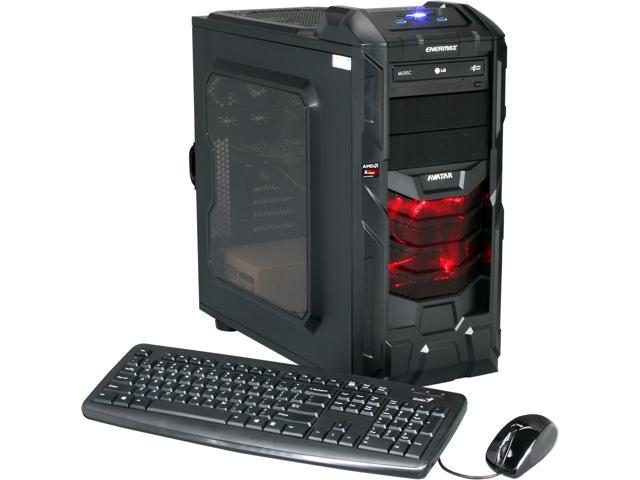 Avatar Desktop PC Gaming A7827X A10-Series APU A10-7850K (3.7 GHz) 16 GB DDR3 1 TB HDD AMD Radeon R9 270X Windows 7 Home Premium