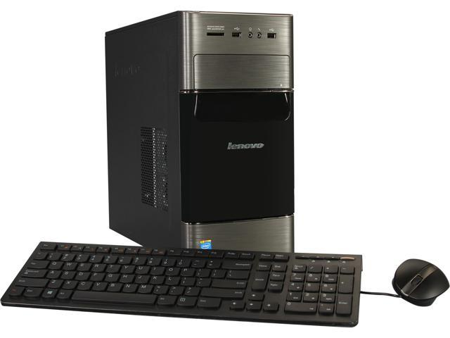 Lenovo Desktop PC H530 (57319046) Intel Core i5 4440 (3.10 GHz) 6 GB DDR3 1 TB HDD Intel HD Graphics 4600 Windows 8