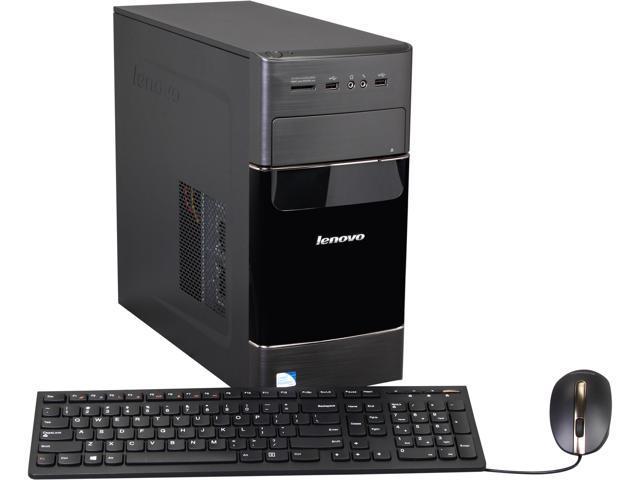 Lenovo Desktop PC H520 (57317569) Pentium G2030 (3.00 GHz) 4 GB DDR3 500 GB HDD Windows 8